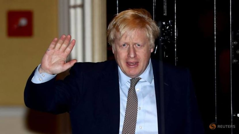 UK PM Johnson bans ministers from attending Davos: Source