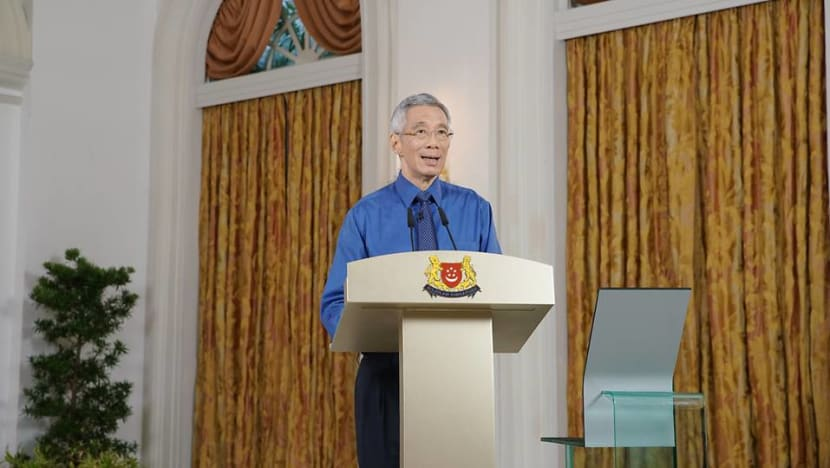 PM Lee, Cabinet ministers to deliver series of national broadcasts on Singapore's post-COVID-19 future