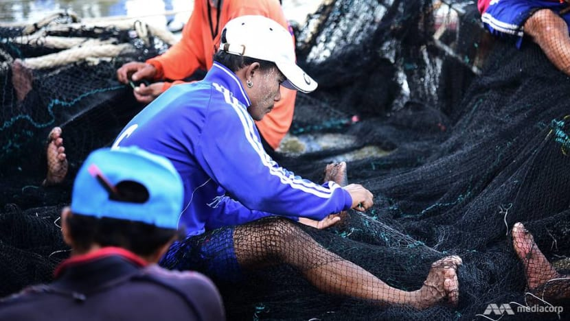 Migrant workers left out in Thailand's fight against COVID-19