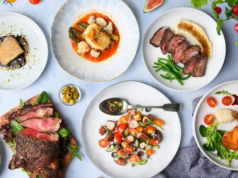This Singapore keto meal service now has a fine dining menu for gourmands