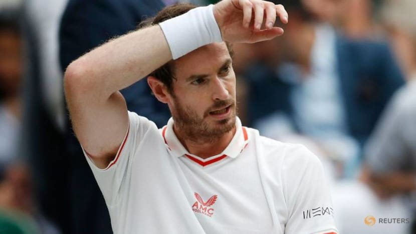 Tennis-Murray faces tough first hurdle in bid for Olympic hat-trick