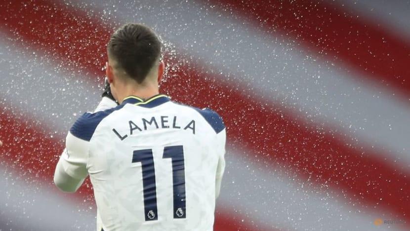 Football: Lamela's last-gasp goal gives Sevilla win at Getafe