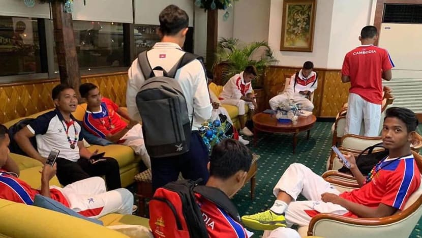Philippines apologises over SEA Games mess