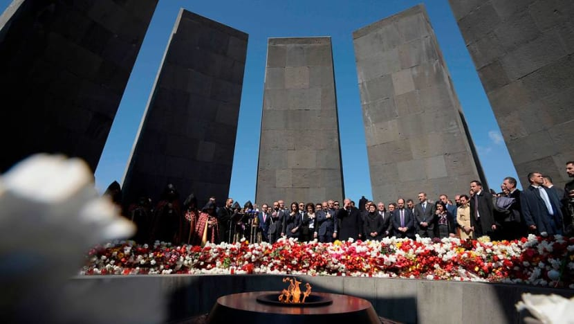 In historic vote, US House recognises 'Armenian genocide'