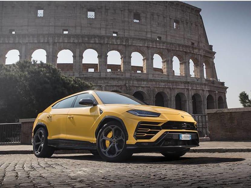 Test drive: The S$798,000 super-SUV Urus is a Lamborghini like no other