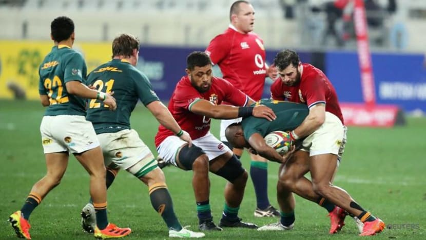 Rugby: Dominant second half sees Boks beat Lions to level series