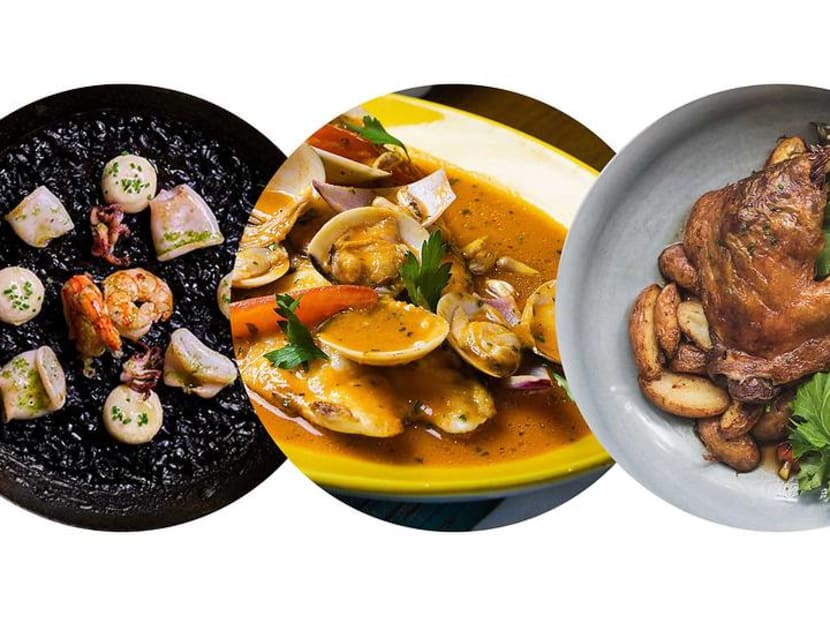 Around the world in 7 dishes – without leaving the comforts of home