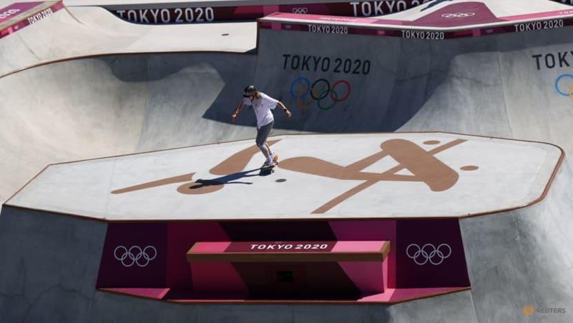"Olympics-Skateboarding-""Danish Destroyer"" says honoured to skate at Olympics"