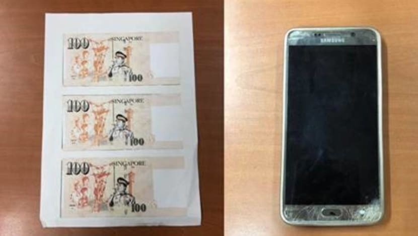 Man arrested after trying to pay for ride with fake S$50 note