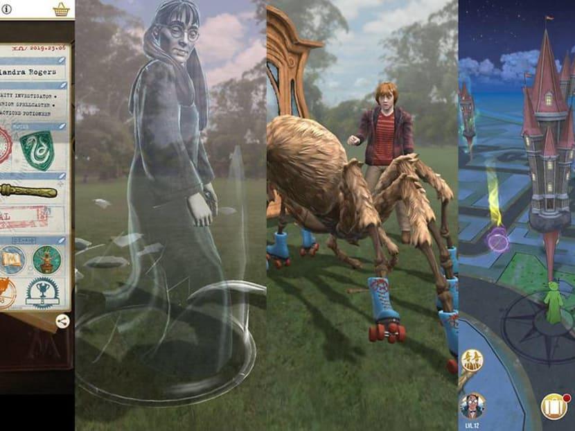 Does Harry Potter: Wizards Unite match up to Pokemon Go?