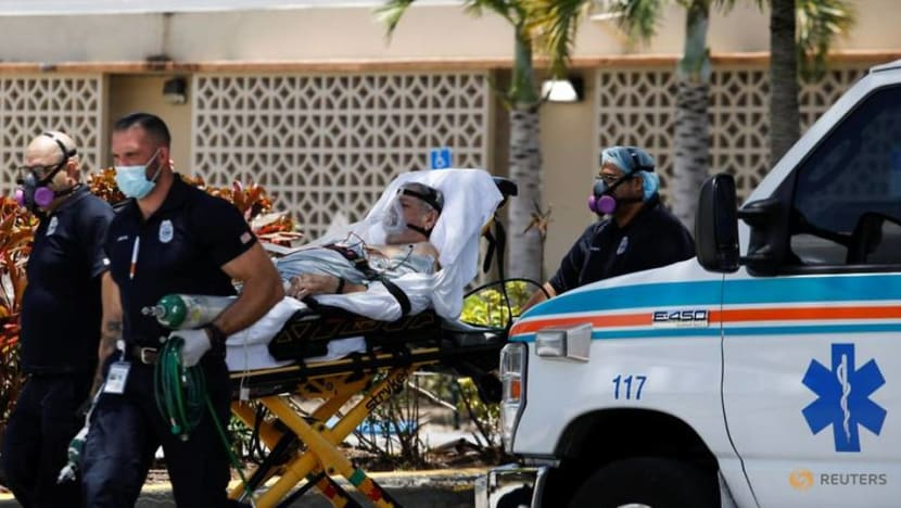 US reports about 300,000 more deaths during COVID-19 pandemic than in typical year