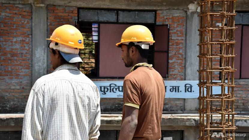 Building for the future: In post-quake Nepal, masons learn new skills
