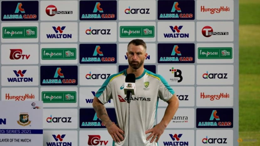 Cricket-We need to get better at spin, says Australia's Wade