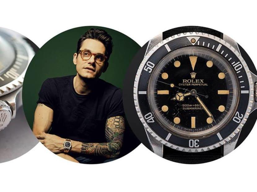 For rock stars, athletes and tech bros, vintage watches are the new bitcoin