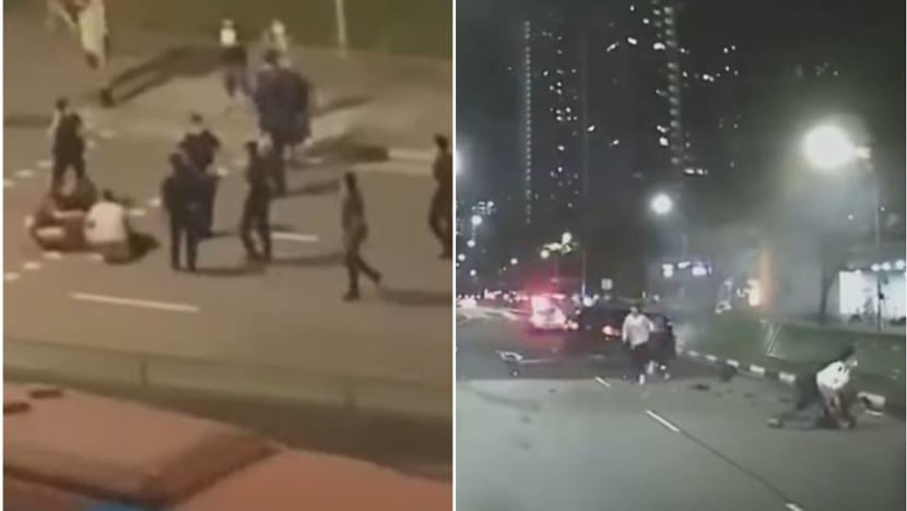Two men arrested over suspected hit-and-run incident in Toa Payoh