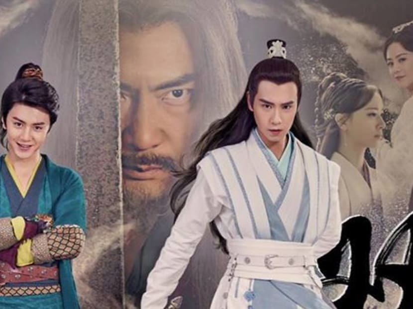 Tay Ping Hui's new Chinese wuxia drama out on Netflix on Jan 16