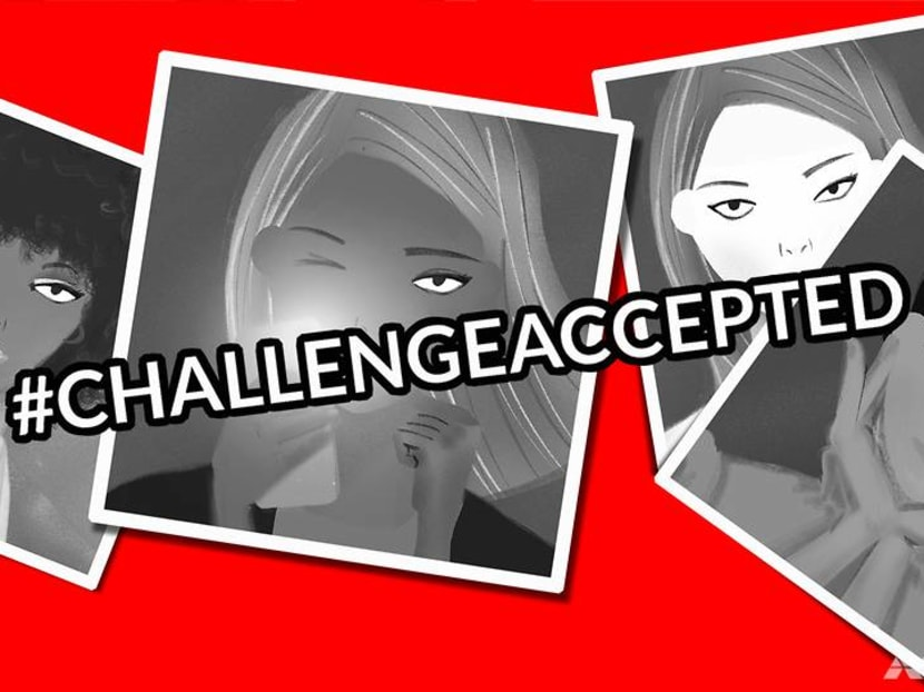 Empowerment or vanity? What #challengeaccepted really means for women