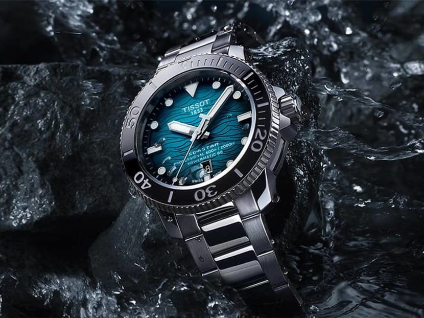 Why are dive watches so popular even if – let's face it – most of us don't dive?