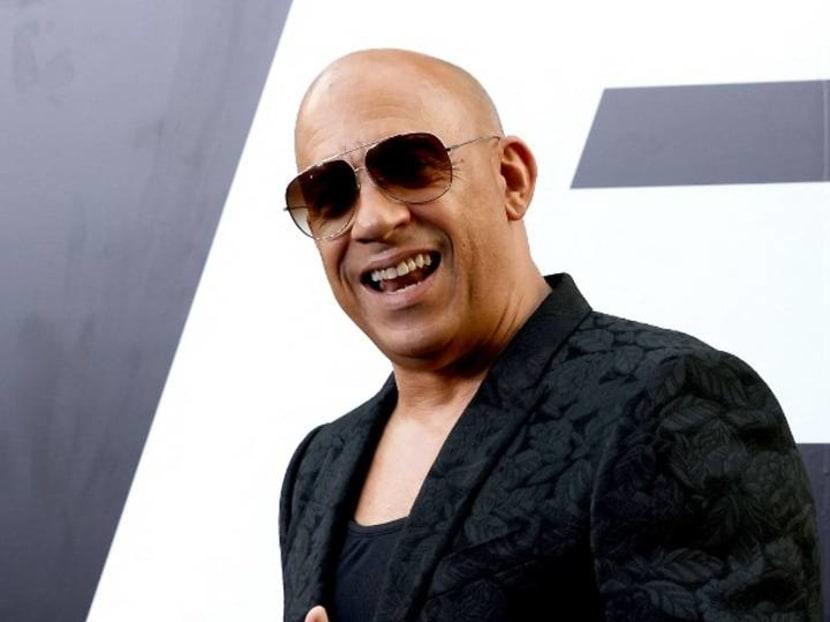 'Tough love': Fast & Furious star Vin Diesel explains feud with Dwayne Johnson