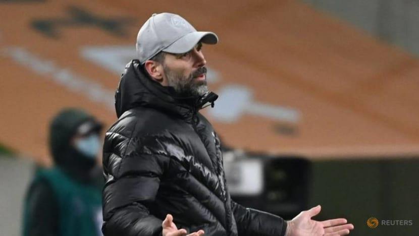 Football: Gladbach coach Rose to take charge of Dortmund next season