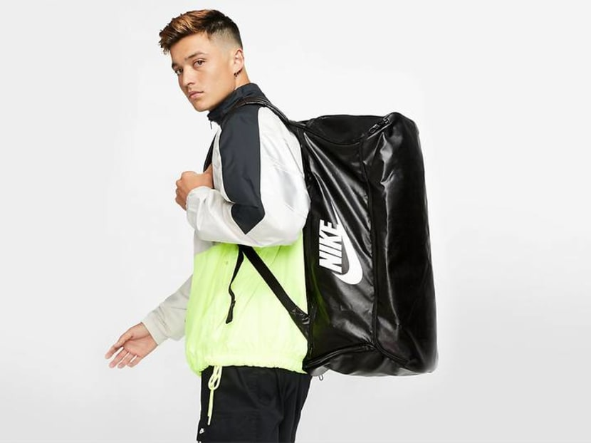 Gym bags that work for you: The best picks under S$150 for men on the go