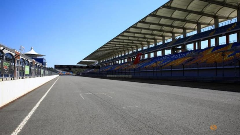 F1 Turkish GP to be held without fans over COVID-19: state media