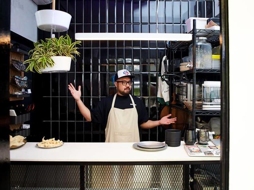 Singapore's smallest restaurant? Bjorn Shen's new pizza bar seats only four