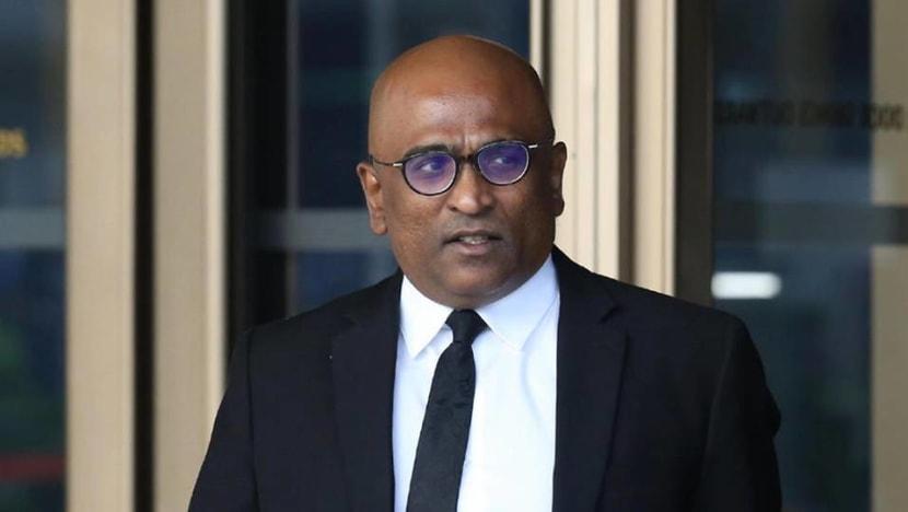 AGC discontinues criminal proceedings against lawyer M Ravi for defamation of Law Minister K Shanmugam