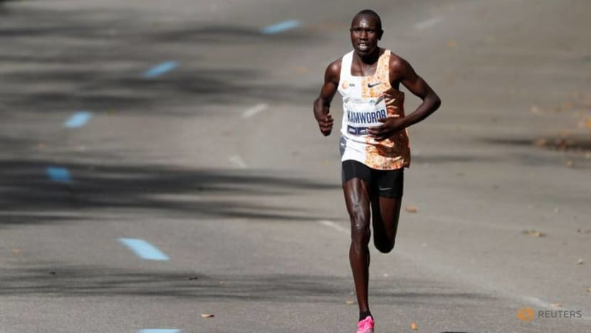 Olympics: Ankle injury rules out Kenya's Kamworor