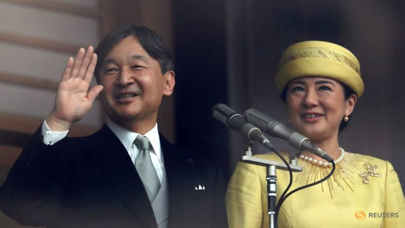 Japan imperial couple face heavy burden of tradition