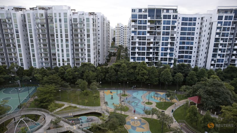 Singapore new private home sales plunge 51.7% in October after new curbs