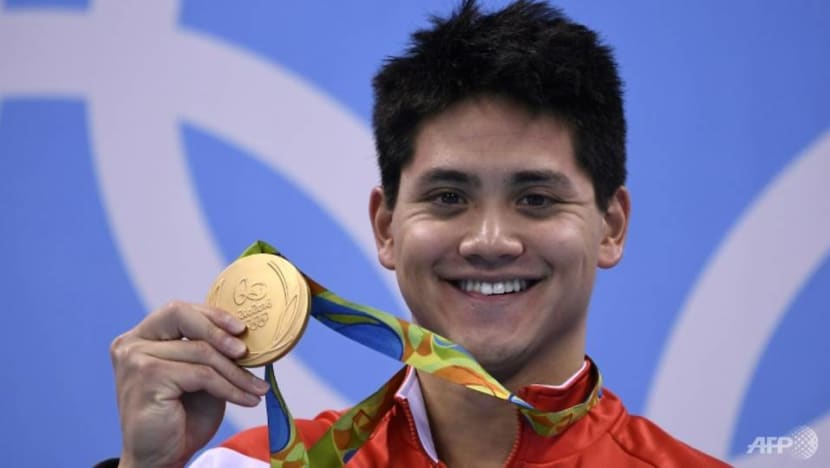 Schooling plans to swim 'until 2024', targets 'best times' at Asian Games