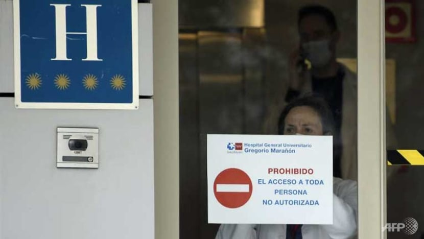 Spain to close all hotels, help nursing homes as COVID-19 deaths climb