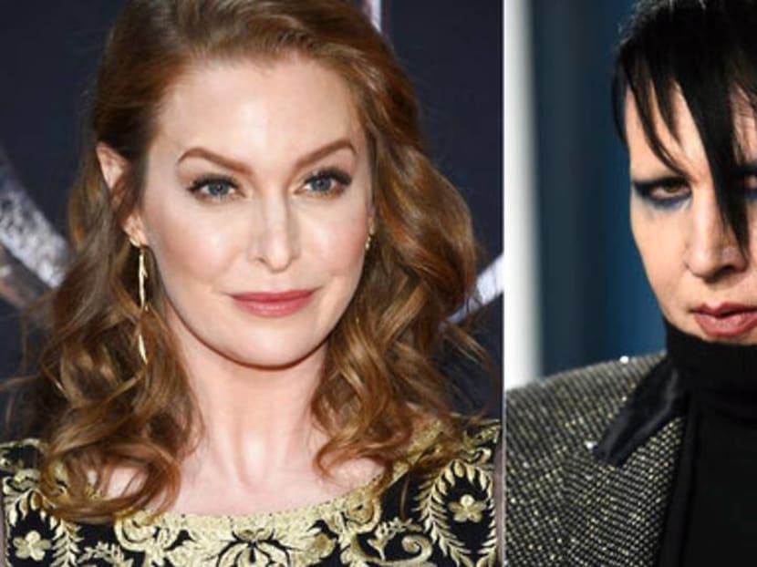 Game Of Thrones actress Esme Bianco sues Marilyn Manson, alleging sexual abuse