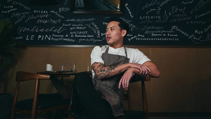 The Singaporean chef serving 'high-class Hainanese chicken rice' to Hong Kong diners
