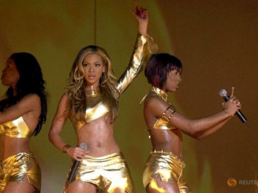 Destiny's Child stage costumes up for auction with portion of proceeds going to charity