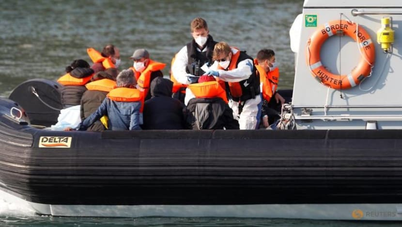 UK says it wants greater flexibility to return illegal migrants back to France