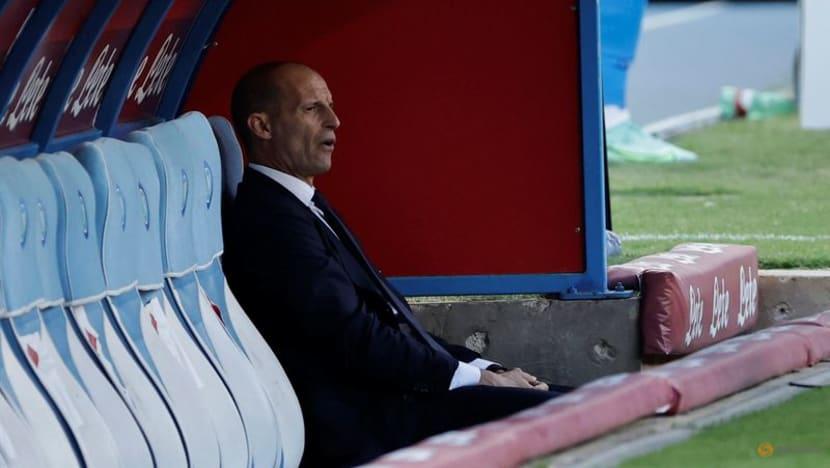 Football: Juve's Allegri says Milan showdown more important for opposition