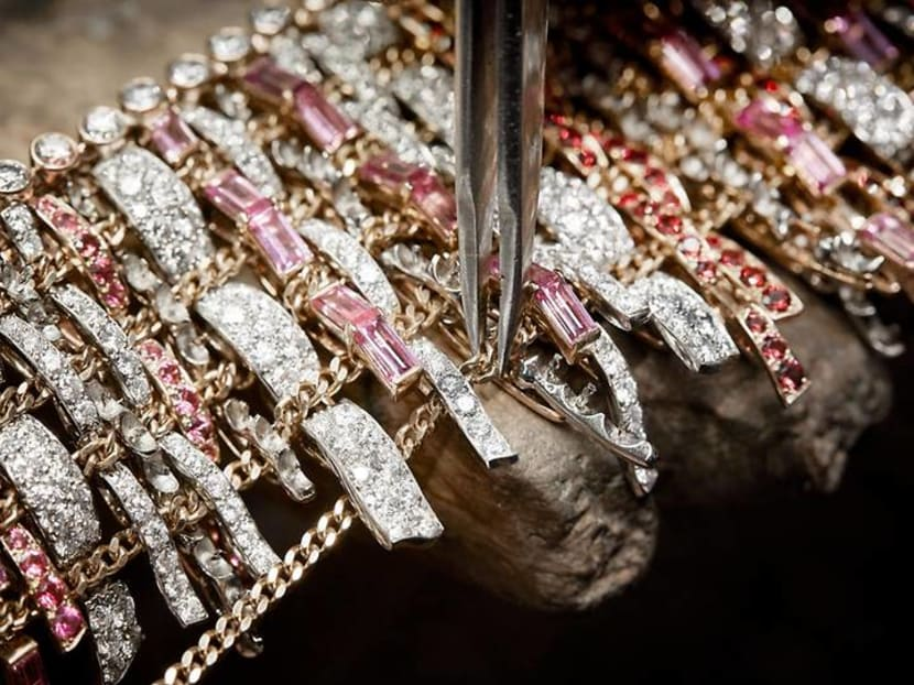 Chanel brings tweed-inspired high jewellery collection to Singapore for the first time