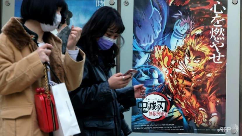 Sony's profits gain on Demon Slayer, digital camera demand