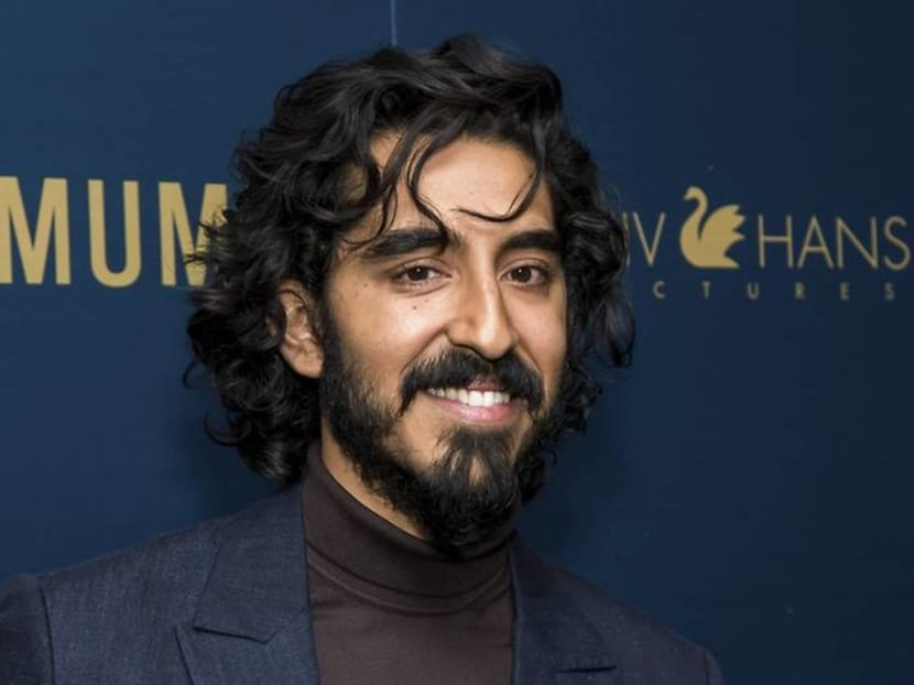 Dev Patel celebrates India – and his birthday – from his Los Angeles front yard