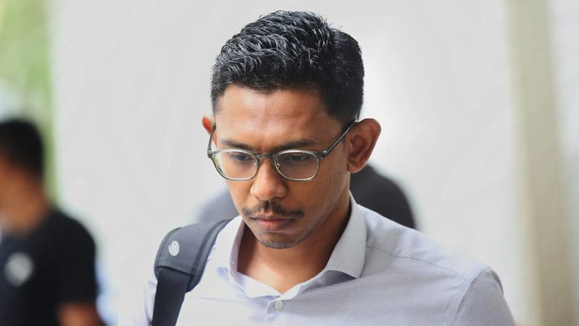 SCDF ragging trial: Warrant officer who asked staff sergeant to push NSF into well gets 13 months' jail