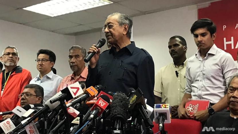 Commentary: Malaysia's new leadership line-up strengthens Mahathir's hand