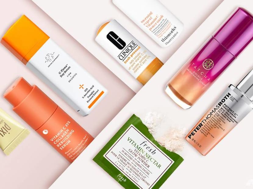What's the best solution to sun damage and dark spots? It might be Vitamin C