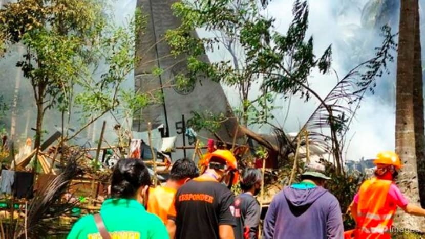 Death toll climbs to 50 in Philippine military plane crash, 53 others injured