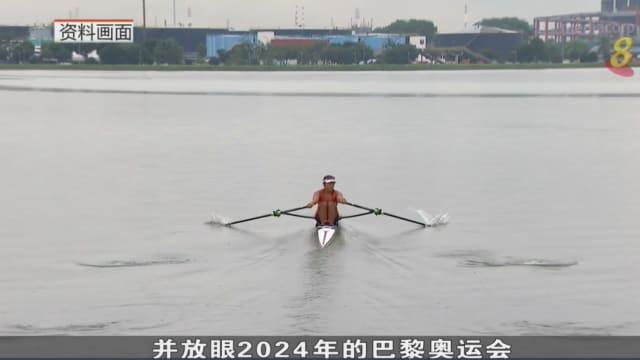 傅雪鏵:继续做好护士工作并放眼2024年巴黎奥运会