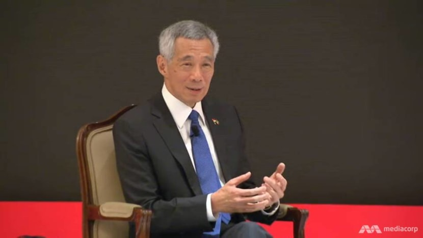 Asia not 'centre of the world', needs cooperation with other regions to progress: PM Lee