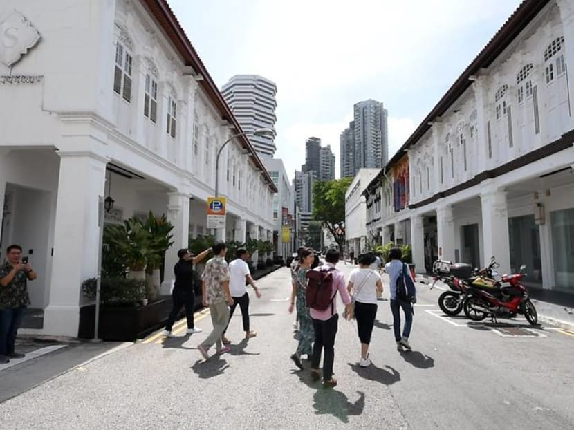 CNA Lifestyle Experiences: Becoming Singapore heritage tour and MasterChef lunch