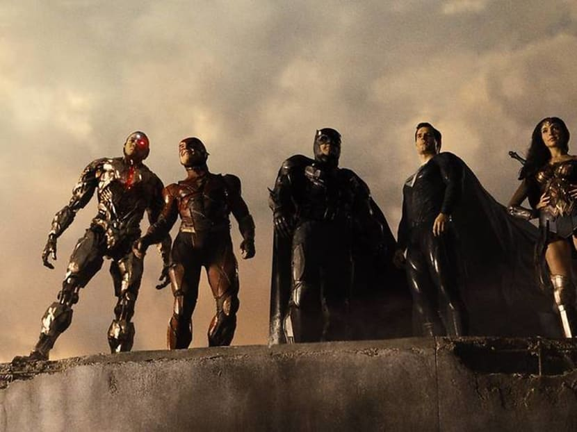 Zack Snyder's cut of Justice League debuts in Singapore on Mar 18 – time to binge watch
