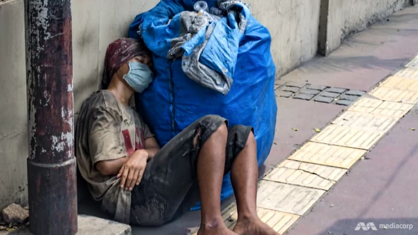 Poverty runs a thread through Indonesia as COVID-19 puts millions on the brink